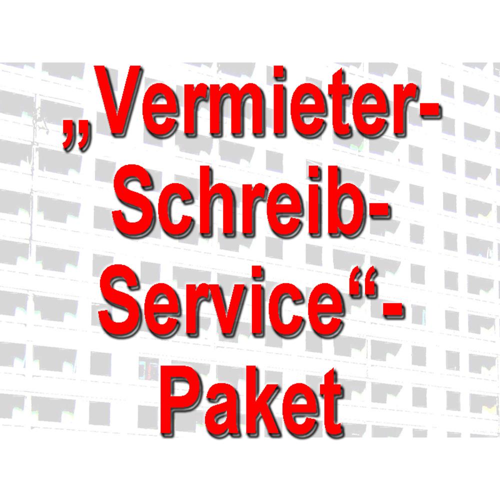 schreib service f r vermieter. Black Bedroom Furniture Sets. Home Design Ideas