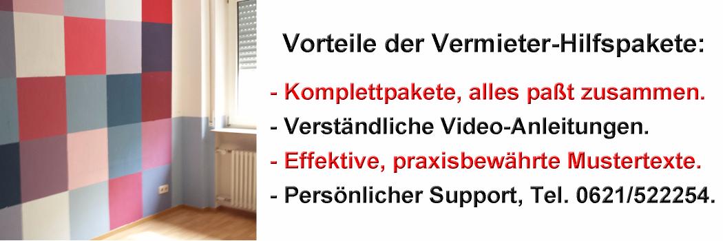 Vermietershopde 220 Mustertexte Und Videos Für Vermieter